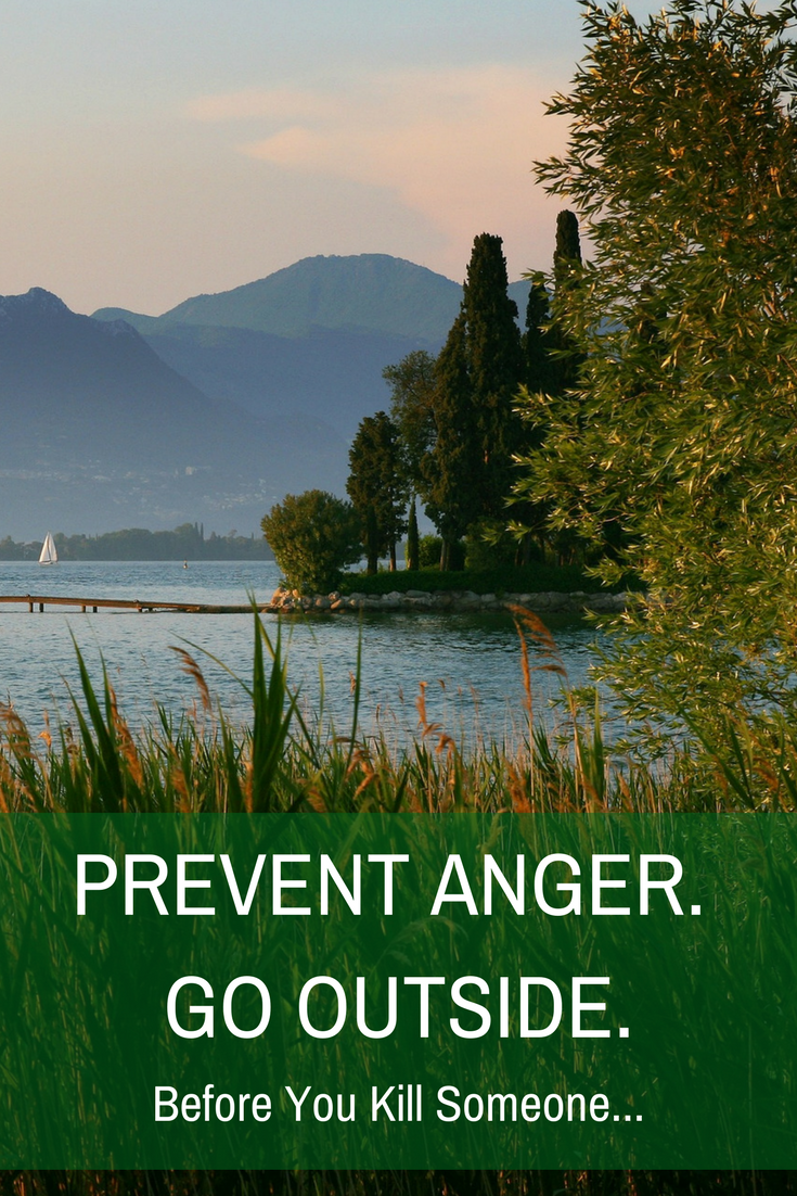 prevent anger outbursts